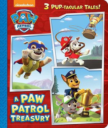 A Paw Patrol Treasury (PAW Patrol)