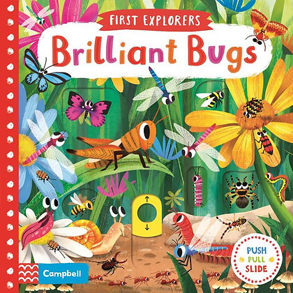 First Explorers: Brilliant Bugs