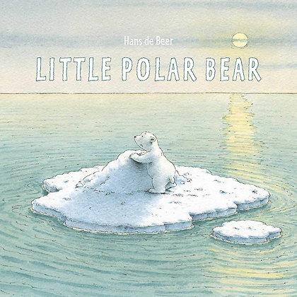 Little Polar Bear Board Book