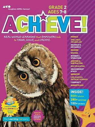 Achieve! Grade 2