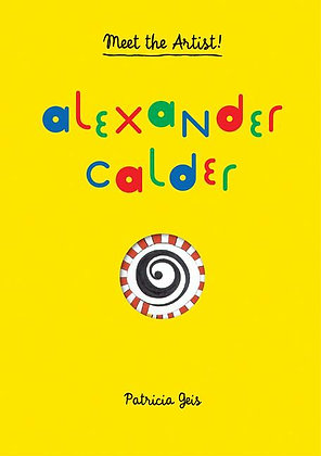 Alexander Calder: Interactive pop-up book