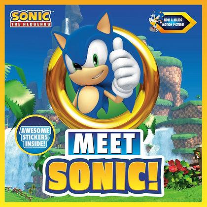 Meet Sonic!