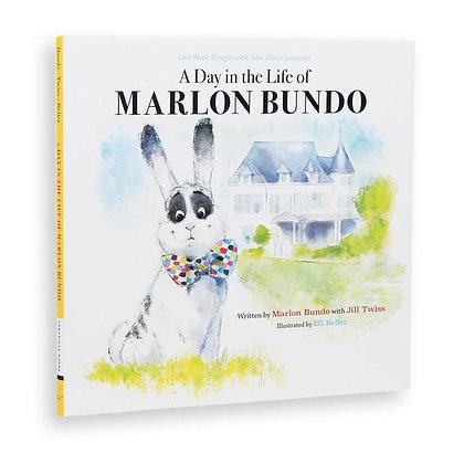 A Day in the Life of Marlon Bundo (Better Bundo Book, LGBT Children's Book)