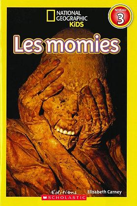 National Geographic Kids : Les momies (niveau 3)
