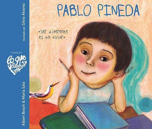 Pablo Pineda - Ser diferente es un valor