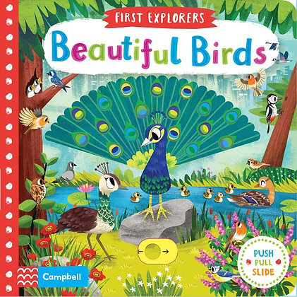 First Explorers: Beautiful Birds