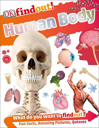 DKfindout! Human Body