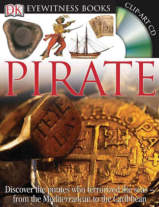 DK Eyewitness Books: Pirate