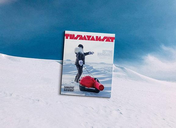 Tusaayaksat Magazine: Upinraksaq Spring 2020