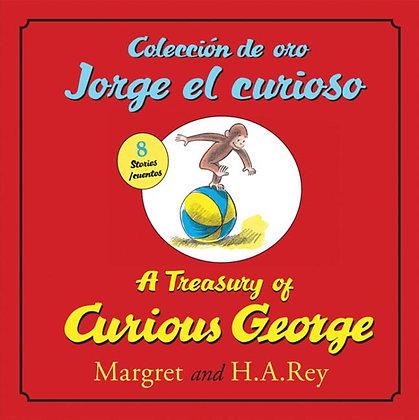 Coleccion de oro Jorge el curioso (bilingual edition)