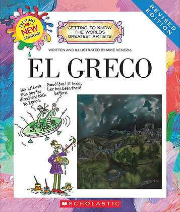 Getting to Know the World's Greatest Artists: El Greco