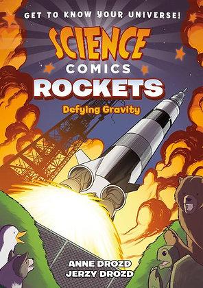 Science Comics: Rockets