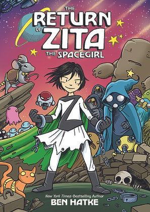 Return of Zita the Spacegirl, The