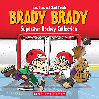 Brady Brady Superstar Hockey Collection