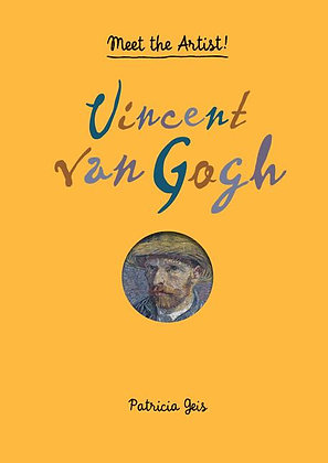 Vincent van Gogh: Interactive pop-up book