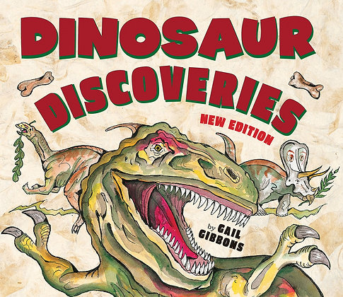 Dinosaur Discoveries (New & Updated)
