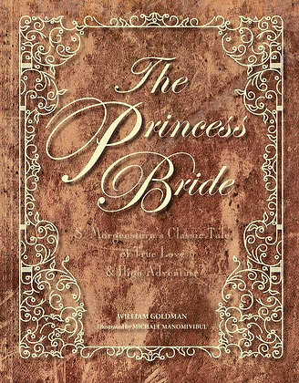 The Princess Bride Deluxe Edition HC
