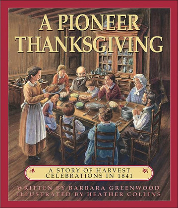Pioneer Thanksgiving, A