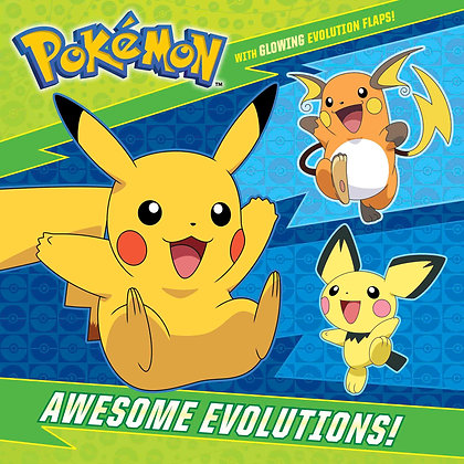Awesome Evolutions! (Pokémon)