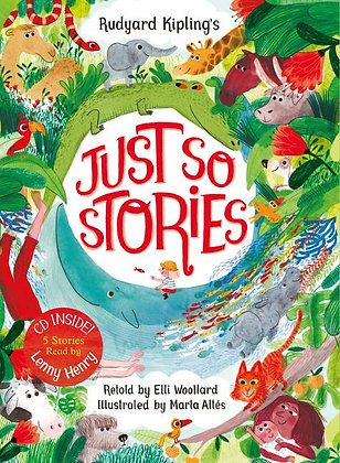 Rudyard Kipling's Just So Stories