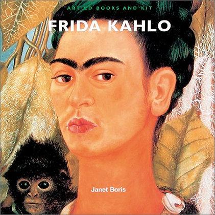 Frida Kahlo: Art Ed Boxed Kit