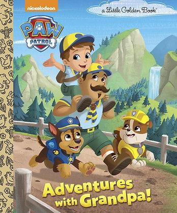 Adventures with Grandpa! (PAW Patrol)