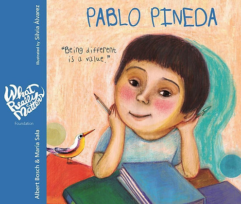Pablo Pineda - Being different is a value