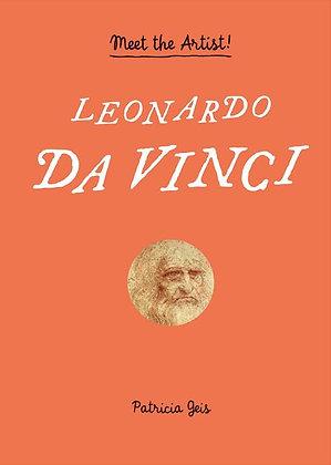 Leonardo da Vinci: Meet the Artist! Interactive pop-up book