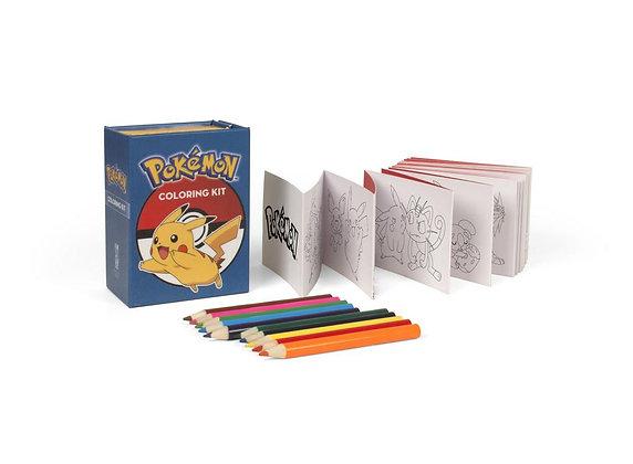 Pokemon Coloring Kit
