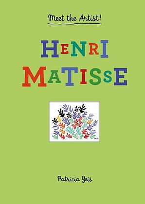 Meet the Artist Henri Matisse: Interactive pop-up book