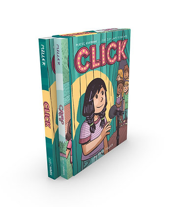 Click and Camp Boxed Set
