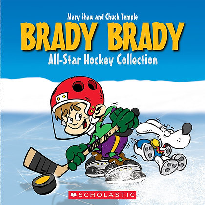 The Brady Brady All-Star Hockey Collection (Brady Brady)