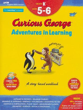 Kindergarten: Curious George Adventures in Learning