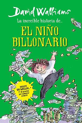 Increíble historia de... El niño billonario / Billionaire Boy