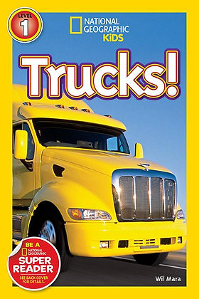 National Geographic Readers: Trucks