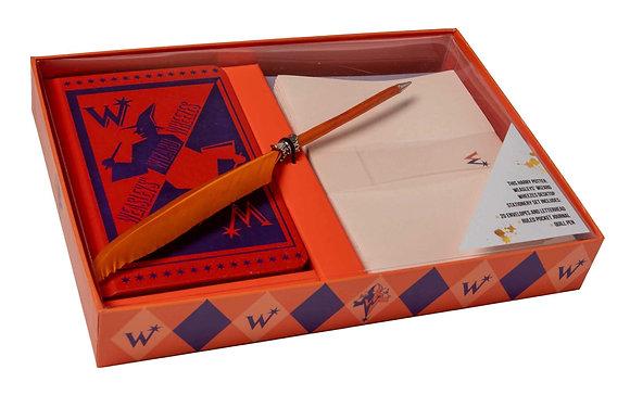Harry Potter: Weasleys' Wizard Wheezes Desktop Stationery Set (With Pen)
