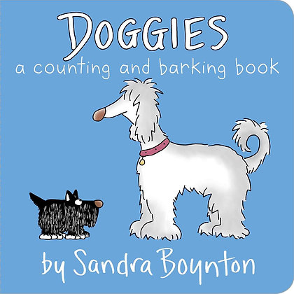 Doggies: A Counting and Barking Book