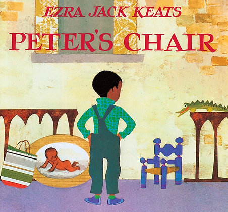 Peter's Chair board book