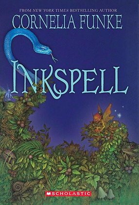 Inkspell (Inkheart Trilogy, Book 2)