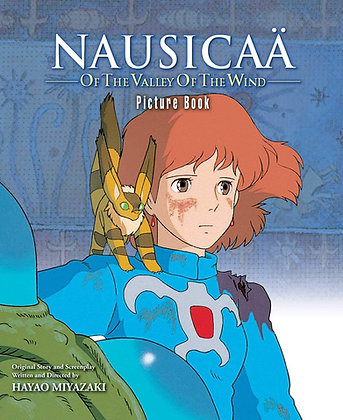 Nausicaa of the Valley of the Wind Picture Book