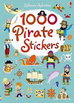 1000 Stickers/1000 Pirate Stickers