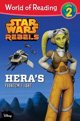 World of Reading Star Wars Rebels Hera's Phantom Flight