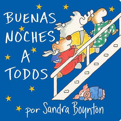 Buenas noches a todos (Going to Bed Book)