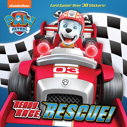 Ready, Race, Rescue! (PAW Patrol)
