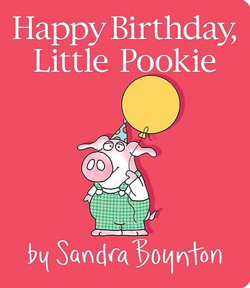 Happy Birthday, Little Pookie