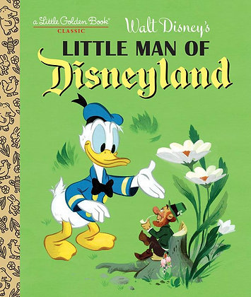 Little Man of Disneyland (Disney Classic)