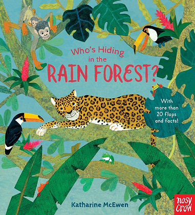 Who's Hiding in the Rain Forest?