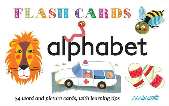 Alphabet - Flash Cards