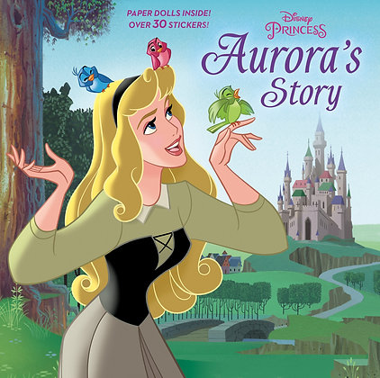 Aurora's Story (Disney Princess)