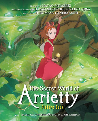 The Secret World of Arrietty Picture Book